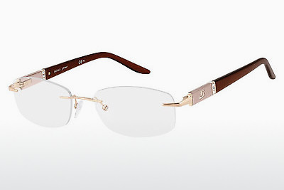 Eyewear Safilo GLAM 94 NU3 - Gold, Grey, Brown