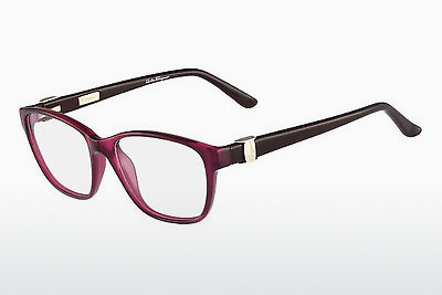 Eyewear Salvatore Ferragamo SF2712 539 - Red, Tortoise