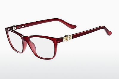 Eyewear Salvatore Ferragamo SF2728 606 - Burgundy