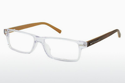 Eyewear TRUSSARDI TR12717 CR - White, Transparent