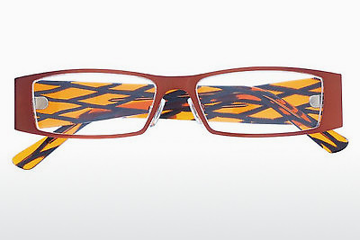 Eyewear Tim Dilsen TD3434 - Orange, Grey