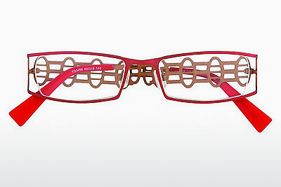 Eyewear Tim Dilsen TD3499 - Red, Brown