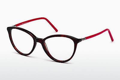 Eyewear Tod's TO5122 054 - Havanna, Red