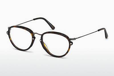 Eyewear Tod's TO5139 052 - Brown, Dark, Havana