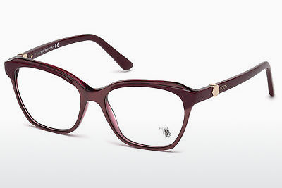 Eyewear Tod's TO5163 069 - Burgundy, Bordeaux, Shiny