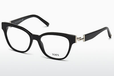 Eyewear Tod's TO5172 001 - Black, Shiny