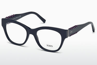 Eyewear Tod's TO5174 090 - Blue, Shiny
