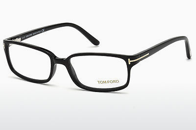 Eyewear Tom Ford FT5209 001 - Black, Shiny