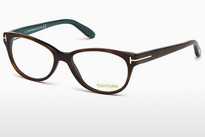 Eyewear Tom Ford FT5292 052 - Brown, Dark, Havana