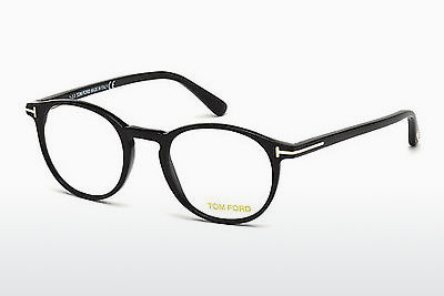 Designerbrillen Tom Ford FT5294 001 - Zwart, Shiny