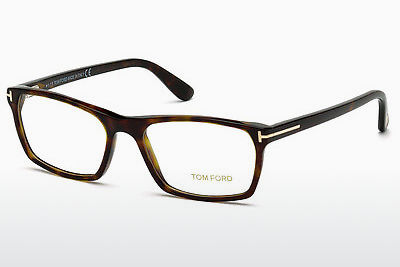 Eyewear Tom Ford FT5295 52A - Brown, Dark, Havana