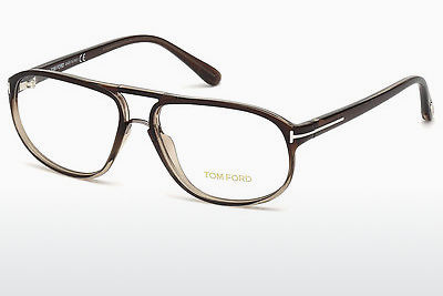 Designerbrillen Tom Ford FT5296 050 - Bruin, Dark