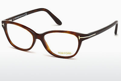 Designerbrillen Tom Ford FT5299 052 - Bruin, Dark, Havana