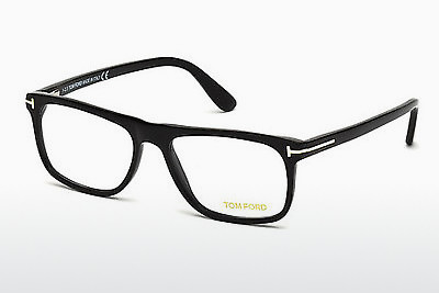 Designerbrillen Tom Ford FT5303 002 - Zwart, Matt