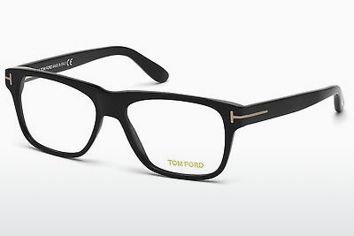 Designerbrillen Tom Ford FT5312 002 - Zwart, Matt