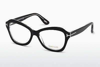 Designerbrillen Tom Ford FT5359 003 - Zwart, Transparent