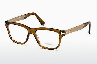 Eyewear Tom Ford FT5372 048 - Brown, Dark, Shiny