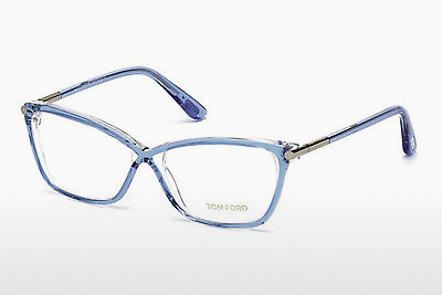 Designerbrillen Tom Ford FT5375 086 - Blauw, Azurblue