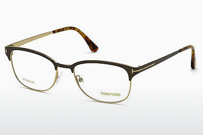 Eyewear Tom Ford FT5381 050 - Brown, Dark