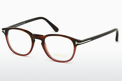 Eyewear Tom Ford FT5389 054 - Havanna, Red