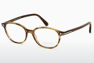 Designerbrillen Tom Ford FT5391 048 - Bruin, Dark, Shiny