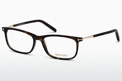 Designerbrillen Tom Ford FT5398 052 - Bruin, Dark, Havana