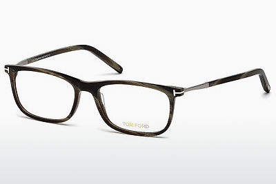 Designerbrillen Tom Ford FT5398 061 - Groen, Horn