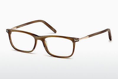 Eyewear Tom Ford FT5398 062 - Brown, Horn, Ivory