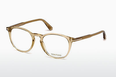 Designerbrillen Tom Ford FT5401 045 - Bruin, Bright, Shiny
