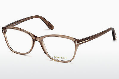 Designerbrillen Tom Ford FT5404 048 - Bruin, Dark, Shiny