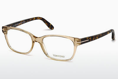 Designerbrillen Tom Ford FT5406 045 - Bruin, Bright, Shiny
