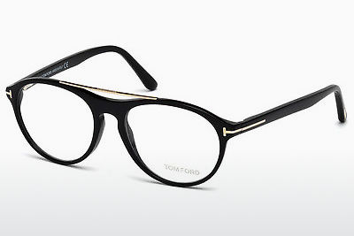 Eyewear Tom Ford FT5411 001 - Black, Shiny