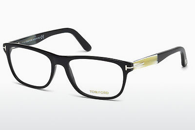 Eyewear Tom Ford FT5430 001 - Black, Shiny
