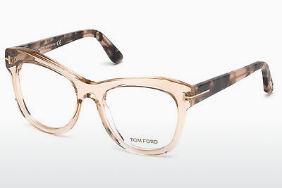Eyewear Tom Ford FT5463 045 - Brown, Bright, Shiny