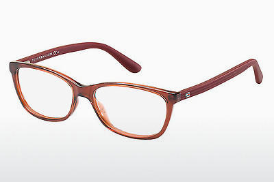 Eyewear Tommy Hilfiger TH 1280 FJ1 - Orange, Red