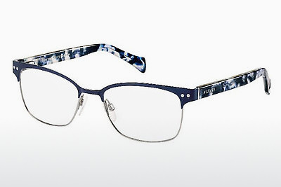 Eyewear Tommy Hilfiger TH 1306 VJD - Blue, Silver, Brown, Havanna