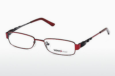 Eyewear Vienna Design UN356 03 - Red