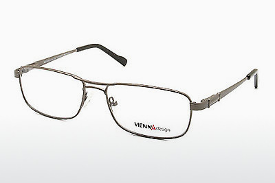 Eyewear Vienna Design UN431 03 - Grey, Gunmetal