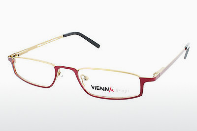 Eyewear Vienna Design UN452 01 - Red