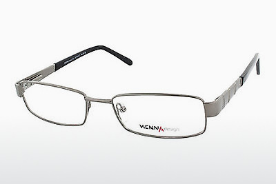 Eyewear Vienna Design UN467 01 - Grey, Gunmetal