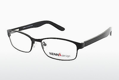 Eyewear Vienna Design UN502 01 - Black