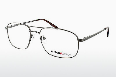 Eyewear Vienna Design UN531 02 - Grey, Gunmetal