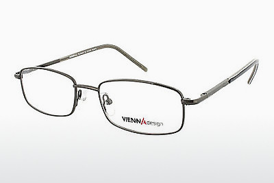 Eyewear Vienna Design UN540 01 - Grey, Gunmetal