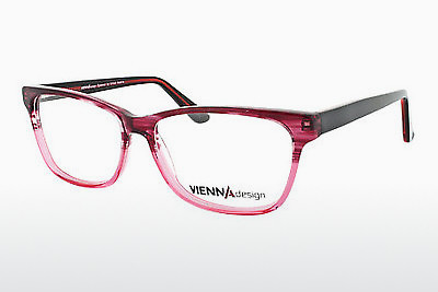 Eyewear Vienna Design UN545 03 - Red