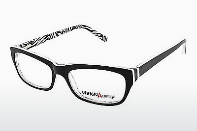 Eyewear Vienna Design UN553 03 - Black