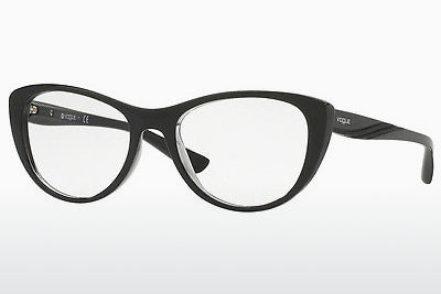 Eyewear Vogue VO5102 2385 - Black, Grey, Transparent