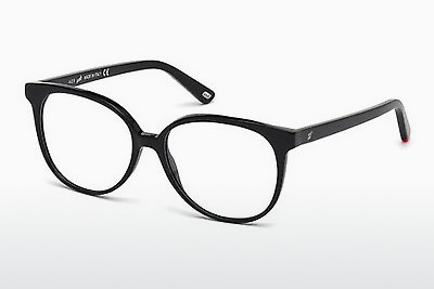 Eyewear Web Eyewear WE5199 001 - Black, Shiny