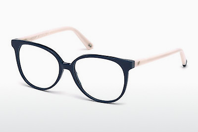 Designerbrillen Web Eyewear WE5199 090 - Blauw, Shiny
