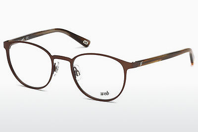 Eyewear Web Eyewear WE5209 049 - Brown, Dark, Matt