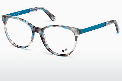 Designerbrillen Web Eyewear WE5217 086 - Blauw, Azurblue